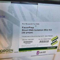 کیت استخراج DNA از مدفوع با پودر پروتئینازK یکتا تجهیز (Stool DNA Isolation mini Kit)