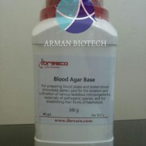 محیط کشت بلاد آگار بیس (Blood Agar Base) به صورت پودر محصول ایبرسکو