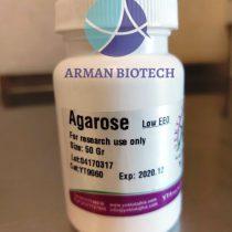 پودر آگاروز یا (Agarose Powder (Low EEO Agarose محصولی از یکتا تجهیز