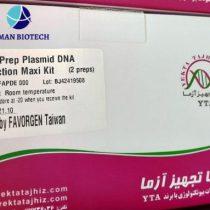 کیت استخراج پلاسمید ماکسی محصول یکتا تجهیز (Plasmid DNA Extraction maxi Kit)