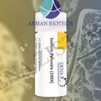 محلول سدیم پیروات محصولی از دنازیست، (Sodium Pyruvate (100X