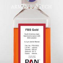 سرم FBS Gold در حجم 500ml محصولی از PAN Biotech آلمان
