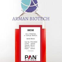محیط کشت سلول IMDM در حجم 500ml محصول PAN Biotech آلمان