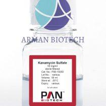 کانامایسین سولفات محصول PAN Biotech آلمان (Kanamycin sulfate, 50 mg/ml)