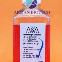 محیط کشت DMEM (High Glucose) حاوی Glutamax محصول آساژن